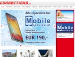Connections - Handyshop, Smartphones, Eugendorf, Neumarkt, Salzburg, Hallein, Mattighofen