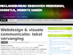 Reclamebureau Eindhoven Webdesign, Huisstijl, website maken | Full service marketing ...