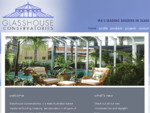 GLASSHOUSE CONSERVATORIES, PATIOS, SPA ROOMS