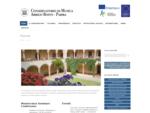 Welcome to CONSERVATORIO DI MUSICA A. BOITO | CONSERVATORIO DI MUSICA A. BOITO