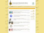 Conservatorio Elemental de Muacute;sica MACARENAmiddot;SEVILLA