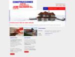 Constructores Es Castell - Construcciones Hijos de Jaime Salvador