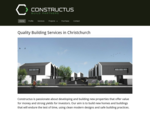 Quality Building Services in Christchurch - Constructus Ltd