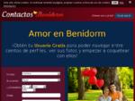 Contactos Benidorm | Chatea a Gusto con Solteros de Benidorm