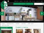 Arredamenti su misura | Cucine in muratura | Cucine moderne | Mobili in legno | Contado Group Ve