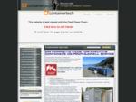 Containertech choose site
