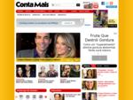 Conta Mais - Resumo de novelas, celebridades, galerias de fotos, horóscopo