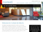 Context Architects Christchurch Auckland, House Design, Commercial Architecture, Interior ...