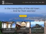 Hotel Continental Taormina | Hotel Taormina | Hotel 3 stelle Taormina