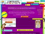 Contraste Music'ole Ecole de musique, cours de musique, cours de guitare acoustique, cours de pia