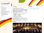 Le Contrepoint - Ensemble vocal - Besançon - A la Une