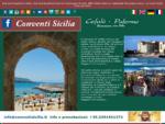 Conventi Sicilia, Bed and Breakfast Cefalù - Bed and Breakfast Palermo - Monastero Pensione Suore - ...