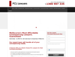Conveyancing Solicitors Melbourne | Lawyers & Solicitors