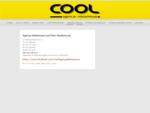 Agencja Reklamowa Cool Piotr Omelianczuk | szyldy reklamowe, reklama zewnętrzna, kasetony świe