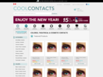 CoolContacts. ca - Buy Colored, Black or Red Contact lenses in Canada