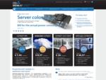 Виртуальные приватные серверы, сервер хостинг, ВПС ~ COOLHOUSING. net