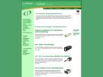 Cool Power Solutions Oy - Teholähteet, laturit, muuntimet, invertterit, akut ja paristot