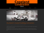 Building contractors Auckland - Copeland Construction NZ Ltd