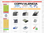 Brother, Kyocera, Samsung. Muebles de Oficina