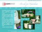 Arredi per giardino cassette vasi fontane arredo urbano COPPI CARLO Cremona