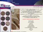 - Coprigradini Micostep, la copertura ideale per la vostra scala facili da applicare e da pulire,