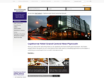 New Plymouth Hotel | Official Site of Copthorne Hotel Grand Central New Plymouth
