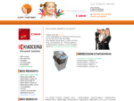 Copy Partner présent sur le Pas-de-Calais, vente et location de photocopieur et multifonction