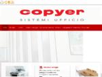 Copyer srl forniture d ufficio - Torino - Visual Site
