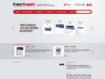 Copy Supply - Autorizada Xerox, Suprimentos Xerox, Assistência Técnica Autorizada Xerox