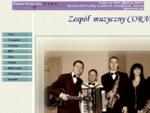 CORAB - Profesionalny zespół muzyczny zespół weselny CORAB - wesele, przyjęcie, bal, studniówka n