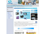 Corame - Distributeur Eurotherm, Testo, Kobold, Druck, Baumer, AOIP, …