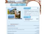 CORBARA, village touristique du littoral Corse situé en Balagne, entre lIle Rousse et Calvi