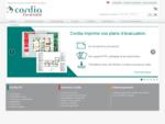 Cordia incendie, fournisseur indépendant de technologies et d'équipements pour les professionnels l