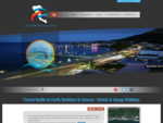 Corfu Benitses travel guide