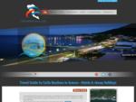 Corfu Benitses travel guide Corfu Benitses Hotels Holidays