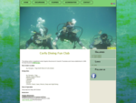Corfu diving fun club