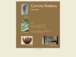 Corinne Badeau, Céramiste - Ceramique emaillée - création décoration - décoration objet d'art - cr