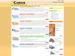 Corium d. o. o. - SI, Corium - Vrhunska nega usnja, tekstila in lesa