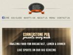 Corner Stone Pub