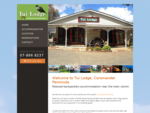 Coromandel Accommodation Backpackers- Coromandel Tui Lodge
