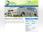 Corporate Coaches | Bus Hire Sydney Minibus Charter Sydney, Wedding Transfers Sydney, Sydney Coac