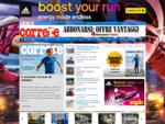 Correre - Magazine