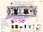 Corsets-Underbust A$24. 95 Free Stockings Free Corset Garter G-String Gifts Ideal Present