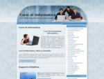 Corsi di Informatica, Pisa