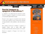 Corsi di spagnolo a Barcelona. Scuola di Spagnolo a Barcelona.
