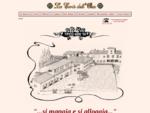 Osteria Ristorante camere in affitto Subbiano Arezzo - La Corte Dell'Oca