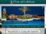 CORTE del SALENTO - Sito Ufficiale - Hotel Resort Otranto