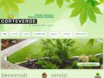 Corteverde - Progettazione, realizzazione e manutenzione giardini