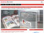 Cortex Factory agence de publicité à Bourges, Chartres, Blois, Olivet et Paris