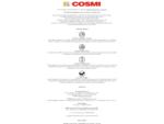Cosmi Group Spa - edilizia industriale, artigianale, alberghiera, privata - realizzazione e vendita ...